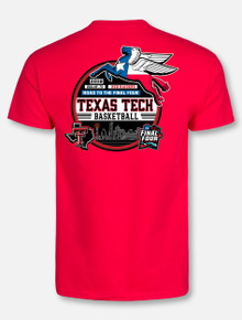 "Texas Tech Red Raiders 2018 March Madness ""Wreck the Metroplex"" Game day T-Shirt"