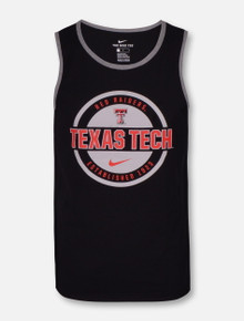 Nike Texas Tech Red Raiders Est. 1923 Tank Top