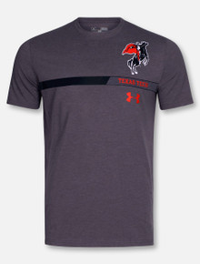 Under Armour Texas Tech Red Raiders Fly By T-Shirt