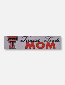 Texas Tech Red Raiders Double T Mom Wall Art