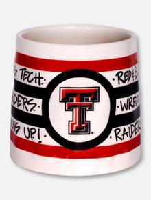 Magnolia Lane Texas Tech Red Raiders Double T Coffee Mug