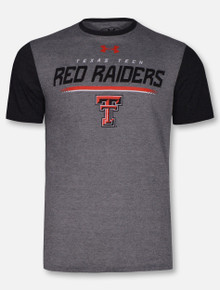 Under Armour Texas Tech Red Raiders Strike Zone T-Shirt