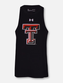 Under Armour Texas Tech Red Raiders Step and Repeat Tank Top