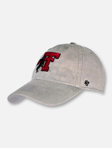 47 Brand Texas Tech Red Raiders Rearing Rider Adjustable Cap