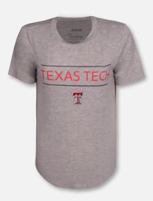 "Pressbox Texas Tech Red Raiders Double T ""Evan"" T-Shirt"