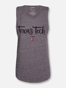 "Pressbox Texas Tech Red Raiders ""Gertrude"" Tank Top"