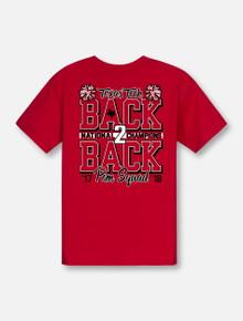 Texas Tech Red Raiders 2018 Pom Squad National Championship YOUTH T-Shirt (Ships 4/25)