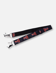 Texas Tech Red Raiders Double T Camera Strap