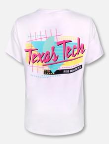 """Texas Tech Red Raiders Mom """"Tech is Rad"""" T-Shirt"""
