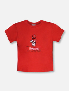 "Texas Tech Red Raiders ""Little Tackler"" TODDLER T-Shirt"