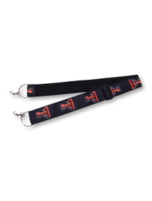 Texas Tech Red Raiders Double T Luggage Strap