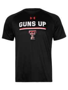 Under Armour Texas Tech Red Raiders Guns Up Dominate T-Shirt