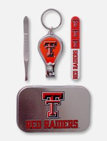 Texas Tech Red Raiders Texas Tech Manicure Set