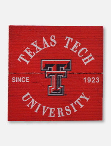 Legacy Texas Tech Red Raiders Texas Tech Since 1923 Magnet