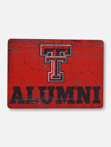 Legacy Texas Tech Red Raiders Texas Tech Alumni Magnet