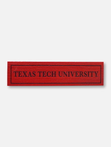 Legacy Texas Tech Red Raiders Texas Tech University Magnet