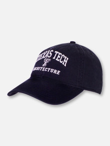 Legacy Texas Tech Red Raiders Architecture Adjustable Cap