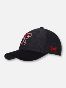 Under Armour Texas Tech Red Raiders Blitzing Double T YOUTH Cap