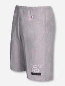 Champion Texas Tech Red Raiders Reverse Weave Terry Shorts
