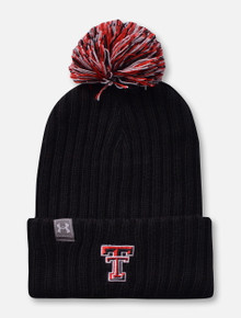 Under Armour Texas Tech Red Raiders Fundamental  YOUTH Beanie
