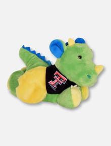 Texas Tech Red Raiders Green Dragon Plush Toy