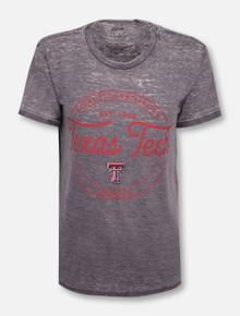 "Texas Tech Red Raiders ""Ella Seal"" T-Shirt"