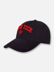 Legacy Texas Tech Red Raiders Arch Over Texas Adjustable Cap