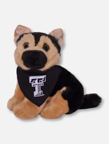 Texas Tech Red Raiders German Shepherd Plush Toy