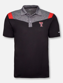 "Arena Texas Tech Red Raiders ""Head Off"" Polo"