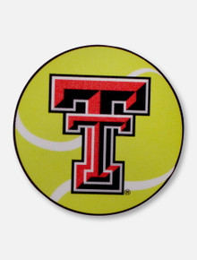 Texas Tech Red Raiders Double T Tennis Decal