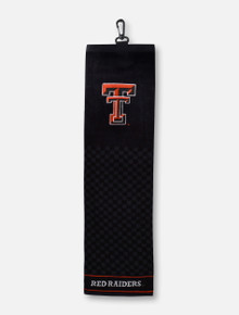 Texas Tech Red Raiders Premium Embroidered Golf Towel