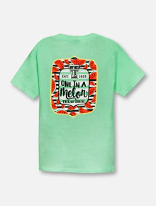 "Texas Tech Red Raiders ""One In A Melon"" YOUTH T-Shirt"