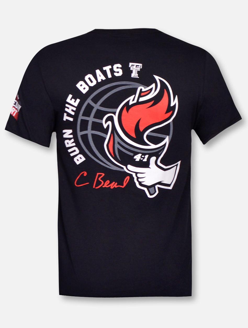 Texas Tech Red Raiders Basketball Wreck Em T Shirt
