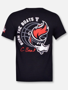Texas Tech Red Raiders Basketball Wreck'em  T-Shirt
