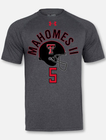 Under Armour Texas Tech NFL Mahomes II Performance Tee (PRE-ORDER 8/13)