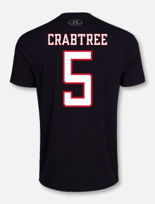Under Armour Texas Tech NFL Crabtree Training Tee (PRED-ORDER 8/13)