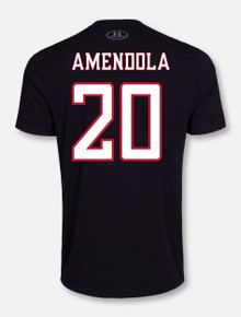 Under Armour Texas Tech NFL Amendola Training Tee