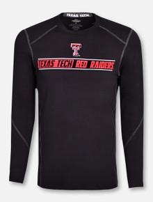 "Arena Texas Tech Red Raiders ""Bayous"" Long Sleeve Tshirt"