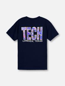 "Texas Tech Red Raiders ""Fortune Teller"" TECH block YOUTH T-Shirt"