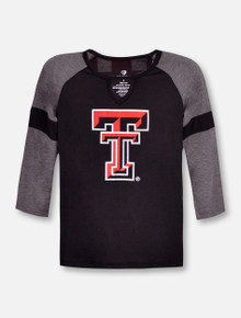 "Arena Texas Tech Red Raiders ""All You Need"" YOUTH 3/4 Sleeve T-Shirt"