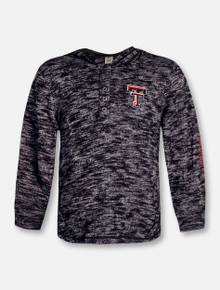 """Arena Texas Tech Red Raiders """"Lunchbox"""" TODDLER Hooded Long Sleeve T-Shirt"""