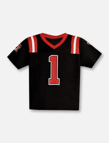 "Arena Texas Tech Red Raiders ""Foos-Ball"" TODDLER Jersey"