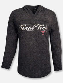"Arena Texas Tech Red Raiders ""I Stick"" Hooded Long Sleeve T-Shirt"