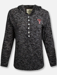 """Arena Texas Tech Red Raiders """"You Complete Me"""" Henely Hoodie"""
