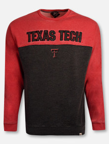 "Arena Texas Tech Red Raiders ""Nice Hit"" Sweatshirt"