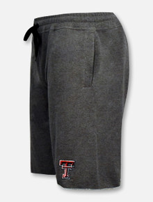 "Arena Texas Tech Red Raiders""Farmer Fran"" French Terry Shorts"