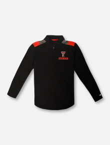 "Arena Texas Tech Red Raiders ""99 Yards"" YOUTH 1/4 Zip Pullover"