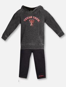 "Arena Texas Tech Red Raiders ""Shot At the Pros"" INFANT Hoodie and Pants Set"