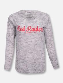 """Texas Tech Red Raiders """"Elliot"""" Hi-Lo Long Sleeve Shirt"""