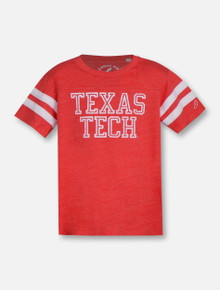 League Texas Tech Red Raiders Youth Heather Scrimmage Tee
